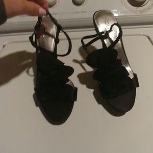 Gorgeous baker heels